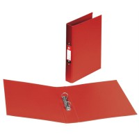 Image for 5 Star 2R/Binder A4 PVC Red