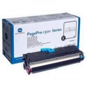 Konica Minolta Laser Toner Cartridge Page Life 3000pp Black Ref 1710566-002