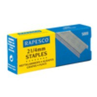 Rapesco Staples 4mm 21/4mm Pack of 5000