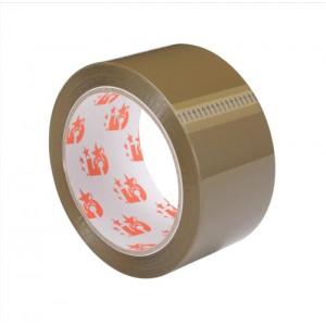 5 Star Packaging Tape Polypropylene 50mm x 66m Buff