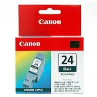 Canon Ink Tank Black Twin Pack BCI-24BK