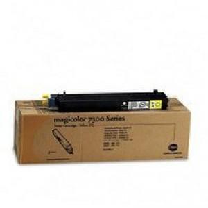 Konica Minolta Magicolor 7300 Toner Cartridge Yellow 8934134