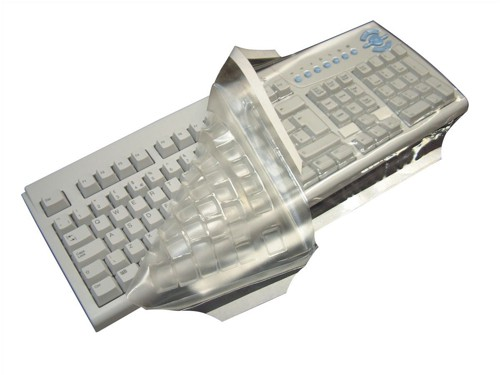 Inpace Mailer for Ordering Customised Keyboard Cover Type-through Protective Transparent Ref MA001