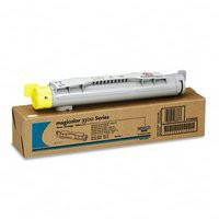Konica Minolta Magicolor 3300 Laser Toner Cartridge Yellow 9960A1710550002