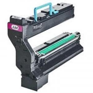 Konica Minolta Laser Toner Cartridge Page Life 6000pp Magenta Ref 1710582-003