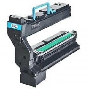 Konica Minolta Laser Toner Cartridge Page Life 6000pp Cyan Ref 1710582-004
