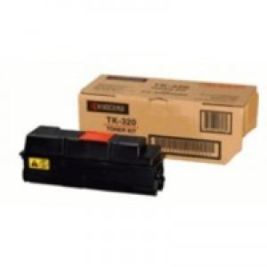 Kyocera Mita Laser Toner Cartridge Black Code TK-320