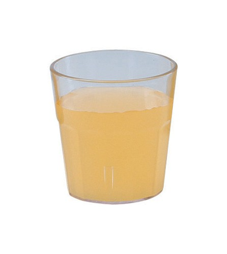 Tumbler Polycarbonate Dishwasher Safe 0.355 Litre Clear [Pack 6]