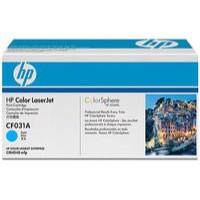 HP No.646A Laser Toner Cartridge Cyan Code CF031A