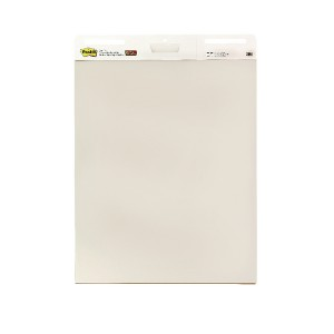 Meeting Chart Self Adhesive Repositionable 30 Sheets A1 Pack 2