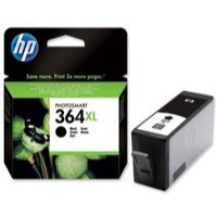 Hewlett Packard [HP] No. 364XL Inkjet Cartridge Page Life 550pp Black Ref CN684EE