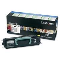 Lexmark X203 X204 Return Program Toner Cartridge Code X203A11G