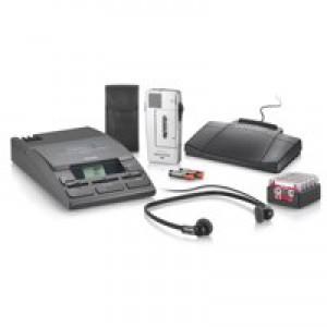Philips Dictation Starter Kit Complete including 720 Transcriber Code LFH067