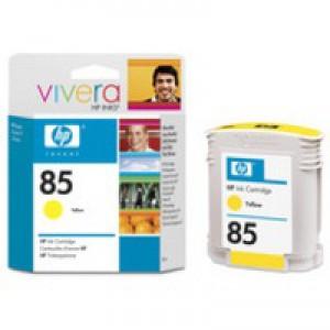 Hewlett Packard [HP] No. 85 Inkjet Cartridge 69ml Yellow Ref C9427A