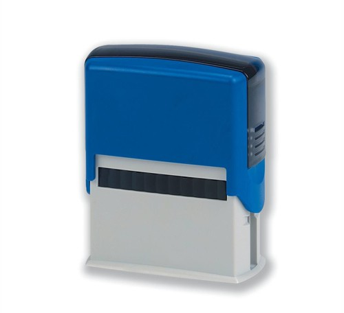 5 Star Custom Self-Inking Imprinter Stamp 40x15mm [4 lines]