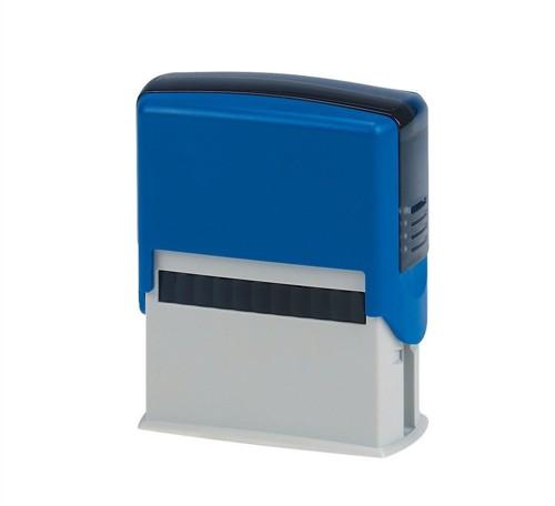 5 Star CustomSelf-Inking Imprinter Stamp 48x20mm [5 lines]
