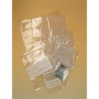 Polythene Bags Resealable Grip Seal Write On 150x229mm [Pack 1000]