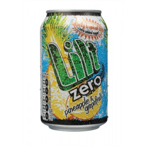 Lilt Zero Diet Soft Drink Can 330ml Ref A00700 [Pack 24]