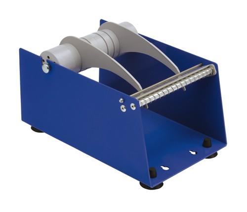 Adpac Bench Type Parcel Label Dispenser Diameter Capacity 210mm plus 500 Labels of 108x79mm Ref PD611T