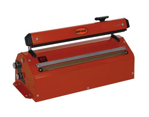 Adpac Opti-Seal Industrial Heat Sealing Machine Heavy Duty Electric Sealer Width 420mm Ref S420