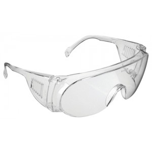 Visi Spectacle Clear Lens