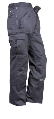 Portwest ActionTrousrs Tall 38Inch Navy
