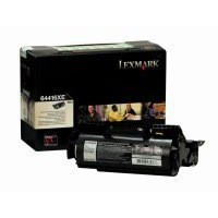 Lexmark Laser Toner Cartridge Extra High Yield Page Life 32000pp Black Ref 64416XE
