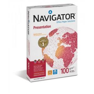 Navigator Presentation Paper High Quality Ream-Wrapped 100gsm A3 White Ref NPR1000018 [500 Sheets]