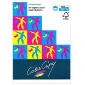 Color Copy Paper White Min 50% FSC4 A3 420x297mm 100gsm Pack 500