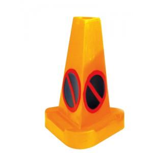 No Waiting Cone Polyethylene Height 530mm Diameter 200mm