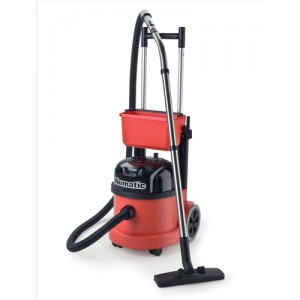 Numatic Pro Vacuum Cleaner Twinflo Hepaflo-filtration Retractable Handle Ref PVT390