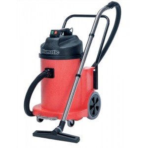 Numatic Large Dry Vacuum Cleaner Twinflo 1200w Motor Capacity 40 Litres Accessory-kit Ref NVQ900
