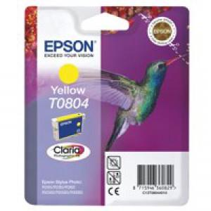 Epson Hummingbird Claria Photographic Ink Yellow T0804