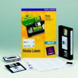 Avery Labels 3.5 Disks InkJet  J8666-25