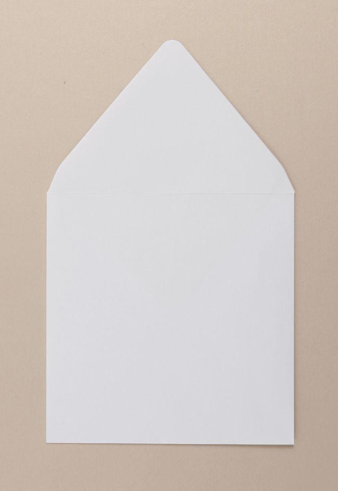 White Greeting Card 146 x 146 100gsm gummed       Bx 1000