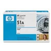 Hewlett Packard [HP] No. 51A Laser Toner Cartridge Page Life 6500pp Black Ref Q7551A