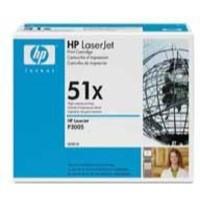 HP No.51X Laser Toner Cartridge High Yield Black Code Q7551X