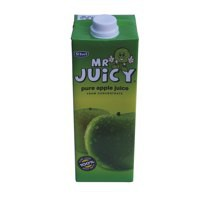 St Ivel Mr Juicy Apple Drink Carton Concentrated 1L Ref A07835 [Pack 12]