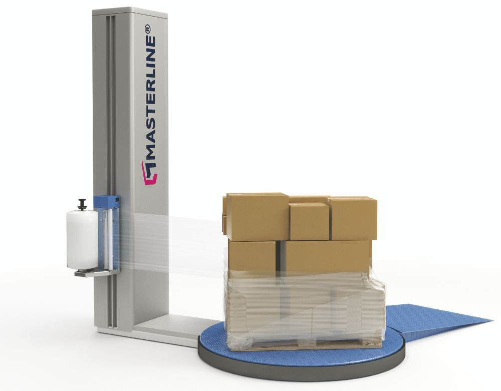 Advantage Machine Stretchfilm Up To 180% 500mmx20mic 16kg/rl Pack 1