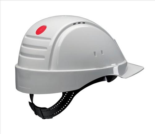 3M Solaris Safety Helmet White G2000CUV-V1 XH001650130