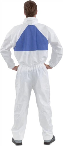 3M Protective Coverall 5/6 Size Large 4540L
