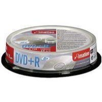 Image for Imation DVD+R 4.7Gb 16X Spindle Pack of 10 21748