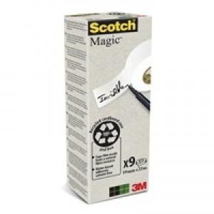 3M Scotch Magic Tape 900 x9 19x33m Code 90019339