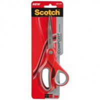 Image for 3M Scotch Comfort Scissors 20cm 1428