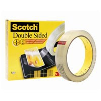 Image for 3m Scotch Double Sided Tape 19mm x 33m