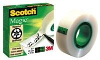 3M Scotch 810 Magic Tape 19mm x33 Metres 8101933