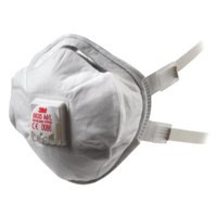 3M 8835 Respirator FFP3 Valved 8835 Pack of 5 GT500075145