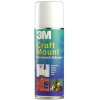 Image for 3M CraftMount Aerosol Adhesive 400ml