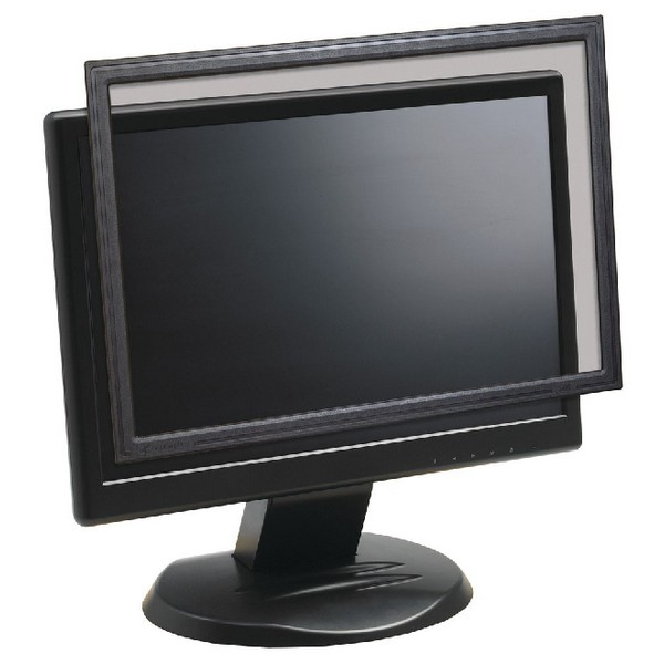 3M Desktop LCD Lightweight Framed Screen Filter 15-18 inches Widescreen PF317W