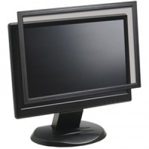 3M Desktop LCD Lightweight Framed Screen Filter 22 inches Widescreen PF322W